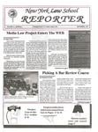 New York Law School Reporter, vol 11, no. 3, November 1995