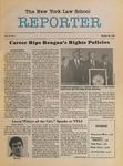 The New York Law School Reporter, vol III, no. 1, October 18, 1985