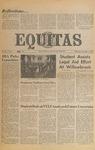 Equitas, vol VI, no. 3, Wednesday, December 11, 1974
