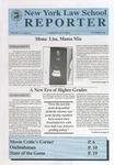 The New York Law School Reporter, vol. 11, no. 11, November 1994