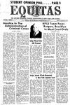 Equitas, vol III, no. 2, Friday, October 22, 1971