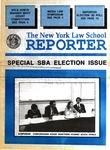 The New York Law School Reporter, vol IX, no. 6, April 2, 1992