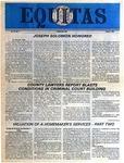 Equitas, vol. XV, no. 7, August 1981