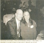 2005 AALSA, SALSA & LALSA Annual Banquet Dinner Honoree, The Honorable Dora L. Irizarry, U.S. District Court Judge for F.D.N.Y by New York Law School