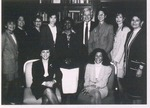 """Alumni Guest Speakers at the """"Spotlight on Women"""" Luncheon held on April 1995 by New York Law School"""
