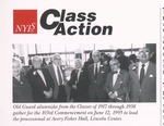 Old Guard Alumni at the 103rd Commencement on June 12, 1995 at Avery Fisher Hall, Lincoln Center by New York Law School