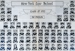 NYLS Class of 1970 (Day Division) by New York Law School