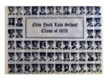 Class of 1978 by New York Law School
