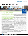 Profile - Human Rights Watch by James Hagy and Mehgan Gallagher