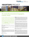 Profile - The Jewish Reconstructionist Congregation, Evanston, Illinois by James Hagy and Carlee Cooper