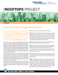 Perspectives - Cannon Design's Open Hand Studio by James Hagy and Sahar Nikanjam