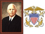 Charles W. Froessel, Class of 1913, and LL.M. Class of 1914, Associate Judge of the N.Y. Court of Appeals, Naval Officer and Chairman of NYLS's Board of Trustees
