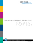 Strategic Plan Progress and Outcomes (2014) by New York Law School