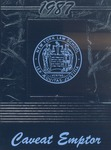 1987 Yearbook by New York Law School